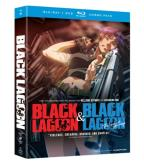 Black Lagoon/Black Lagoon: The Second Barrage