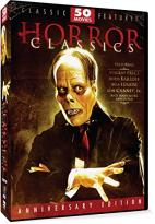 Horror Classics 50 Movie Pack
