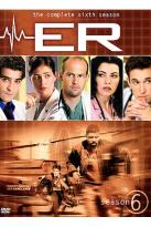ER - The Complete Seasons 1-6