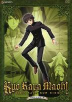 Kyo Kara Maoh: God (?) Save Our King! - Vol. 9
