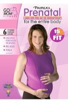 Go Mom Fitness: 15 to Fit Prenatal Fitness for the Total Body