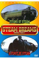 Steam Dreams: Double Pack 1