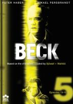 Beck: Set 5 - Episodes 13-15