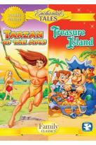 Enchanted Tales: Tarzan of the Apes/Treasure Island