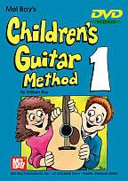 Children's Guitar Method, Vol. 1