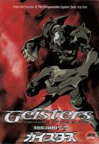 Geisters: Fractions of the Earth - Vol. 2