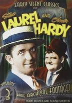 Early Silent Classics of Stan Laurel and Oiver Hardy Vol 3