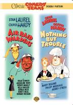 Laurel and Hardy - Air Raid Wardens/Nothing But Trouble
