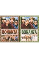 Bonanza: The Official First Season, Vols. 1 and 2