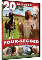 Four-Legged Friends: 20 Movies