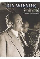 Ben Webster: Tenor Sax Legend