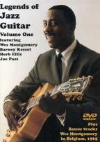 Legends of Jazz Guitar - Volume 1