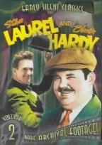 Early Silent Classics of Stan Laurel and Oliver Hardy Vol 2