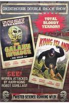 Grindhouse Double Shock Show: The Galaxy Invader/Kong Island