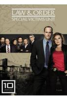 Law &amp; Order: Special Victims Unit - The Tenth Year