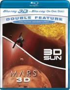 Galactic Adventures Double Feature: 3D Sun/Mars 3D