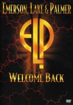 Emerson, Lake &amp; Palmer - Welcome Back