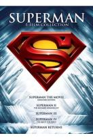 Superman: 5 Film Collection