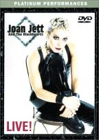 Joan Jett and the Blackhearts - Live at the Rockies