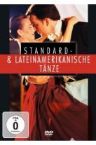Standard and Lateinamerikanische Tanze