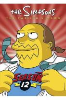 Simpsons - The Complete Twelfth Season