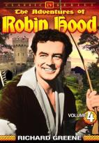 Adventures of Robin Hood - Vol 4 Classic TV Series