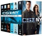 Csi: Ny - Seasons 1-6