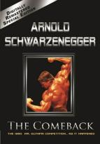 "Arnold Schwarzenegger in ""The Comeback"""