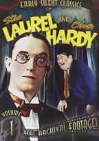 Early Silent Classics of Stan Laurel and Oliver Hardy Vol 1