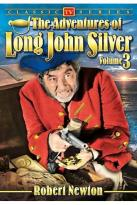 Adventures of Long John Silver - Vol. 3