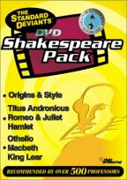 Standard Deviants - Shakespeare Tragedies Super Pack