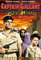 Captain Gallant of the Foreign Legion - Vol 1 Classic TV Series