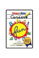 Steps4Kids to Write Cursive