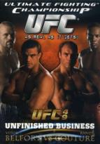 UFC 49 - Unfinished Business