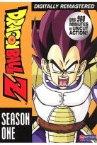 Dragon Ball Z - The Complete First Season