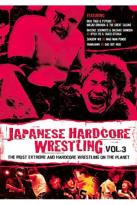 Japanese Hardcore Wrestling - Vol. 3