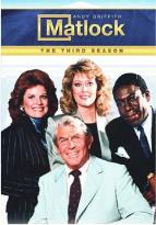 Matlock - The Complete Third Season