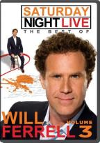 Saturday Night Live: The Best Of Will Ferrell - Vol. 3