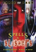 Spells & Slashers - DVD 3-Pack