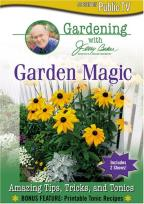 Jerry Baker Gardening Magic 1 & 2