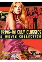 Drive-In Cult Classic - 8 Movie Set
