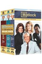 Matlock: Seasons 1-3