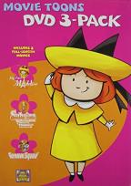 Movie Toons DVD 3-Pack - Vol. II