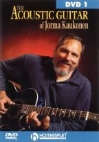 Acoustic Guitar of Jorma Kaukonen, The - Three Volume Set