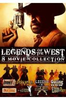 Legends of the West - 8 Movie Collection