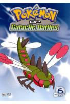 Pokemon DP Galactic Battles, Vol. 6