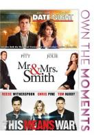 This Means War/Date Night/Mr. & Mrs. Smith