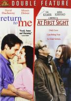 At First Sight/Return to Me