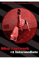 BBoy Footwork, Vol. 2: Intermediate