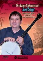 Banjo Techniques Of Jens Kruger